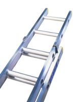 Double Ladder 4.5m ext 8.2m