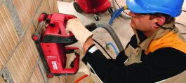 Hilti Wall-Floor Chaser
