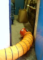 10m Ducting For Fume Extractor